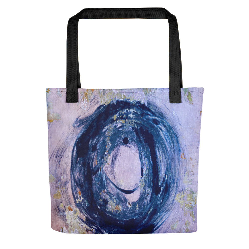 Aura Sacred Circle Tote bag