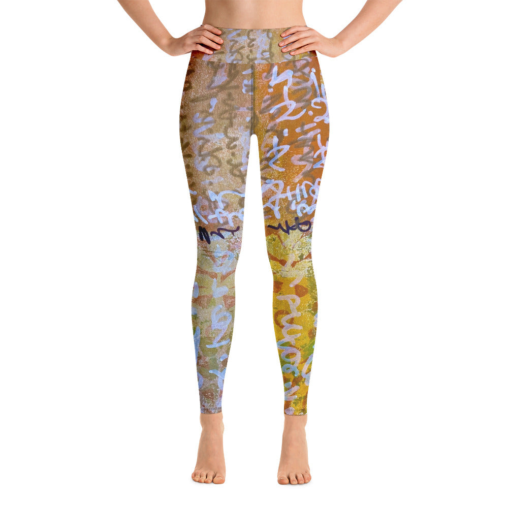 Avani High Waist Yoga Leggings