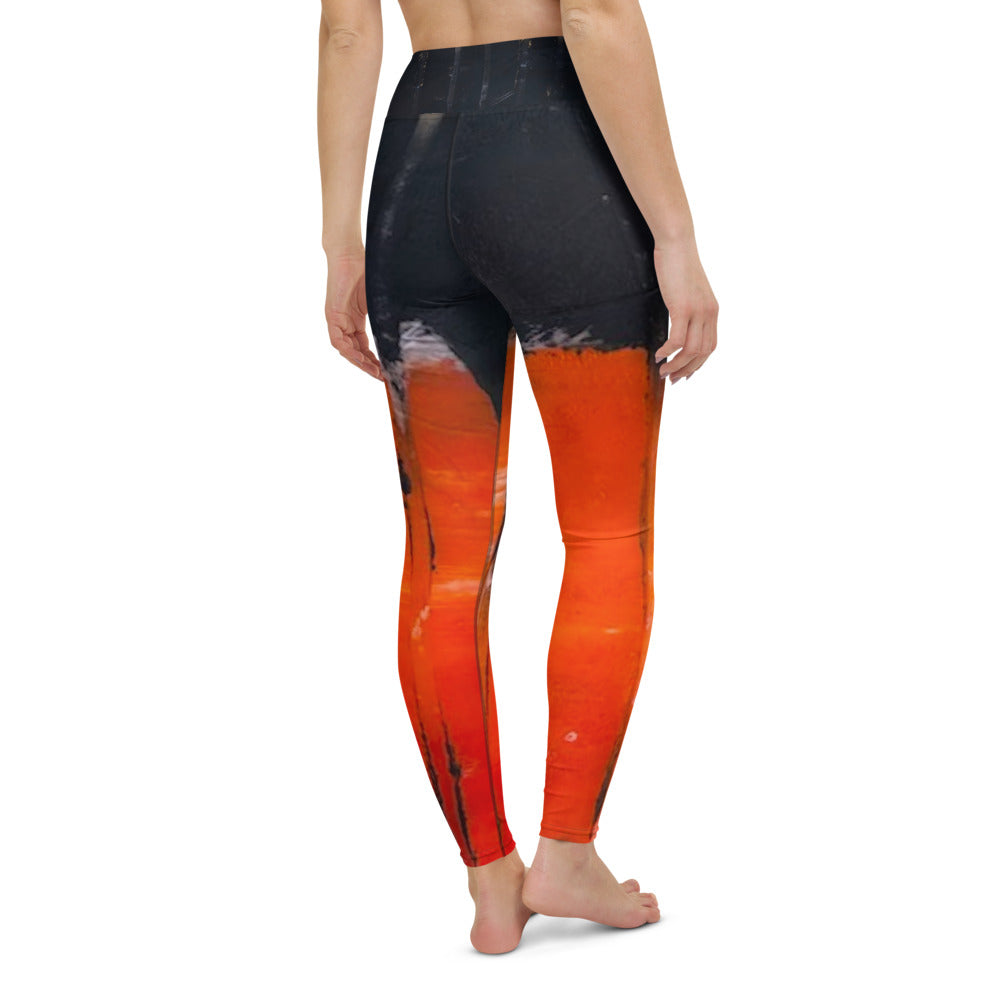 Enyah High Waist Yoga Leggings