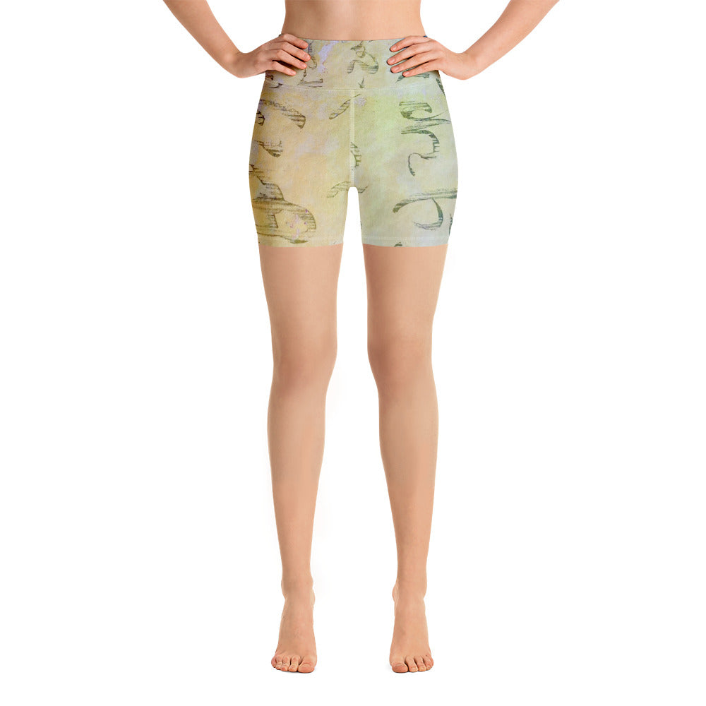 Aither Yoga Shorts