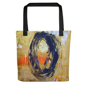 Anala Sacred Circle Tote bag