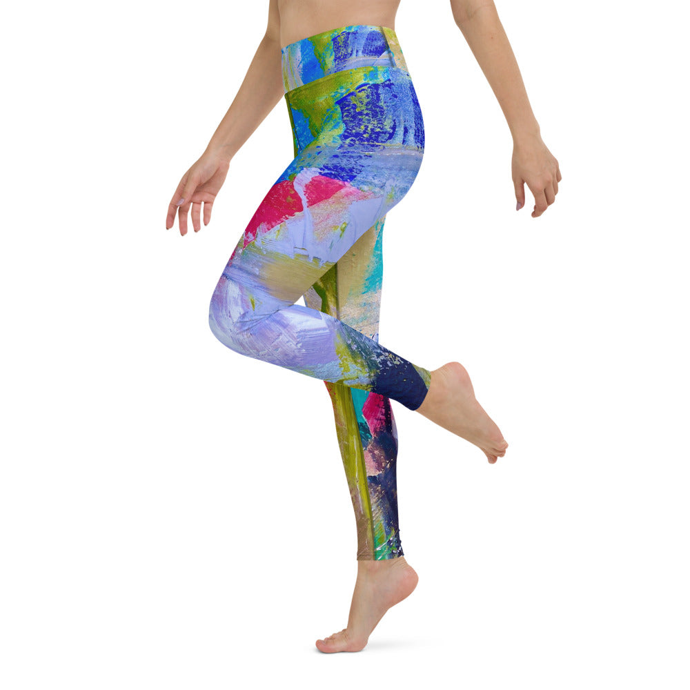 Sana High Waist Yoga Leggings