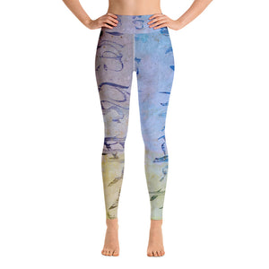 Aither High Waist Yoga Leggings