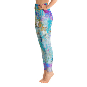 Isla High Waist Yoga Leggings