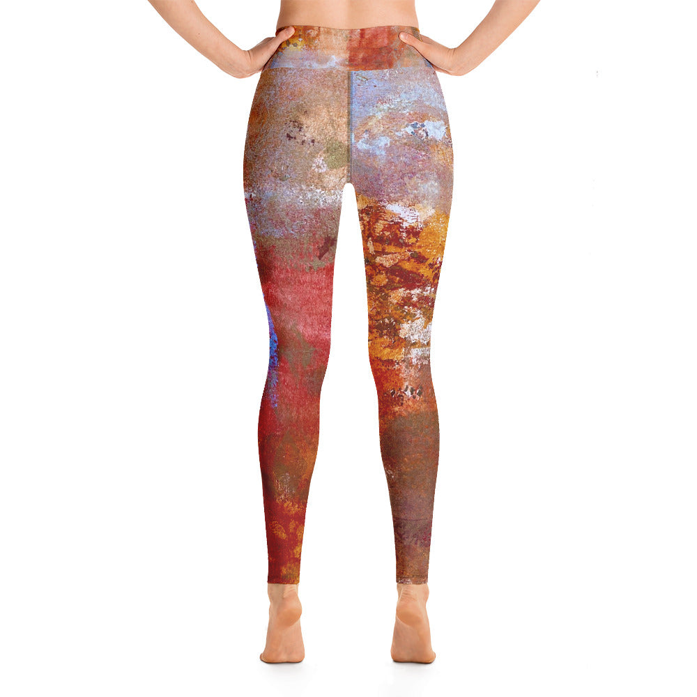 Solana High Waist Yoga Leggings
