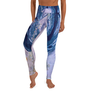Aura High Waist Yoga Leggings