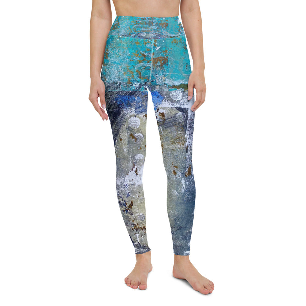 Zarya High Waist Yoga Leggings