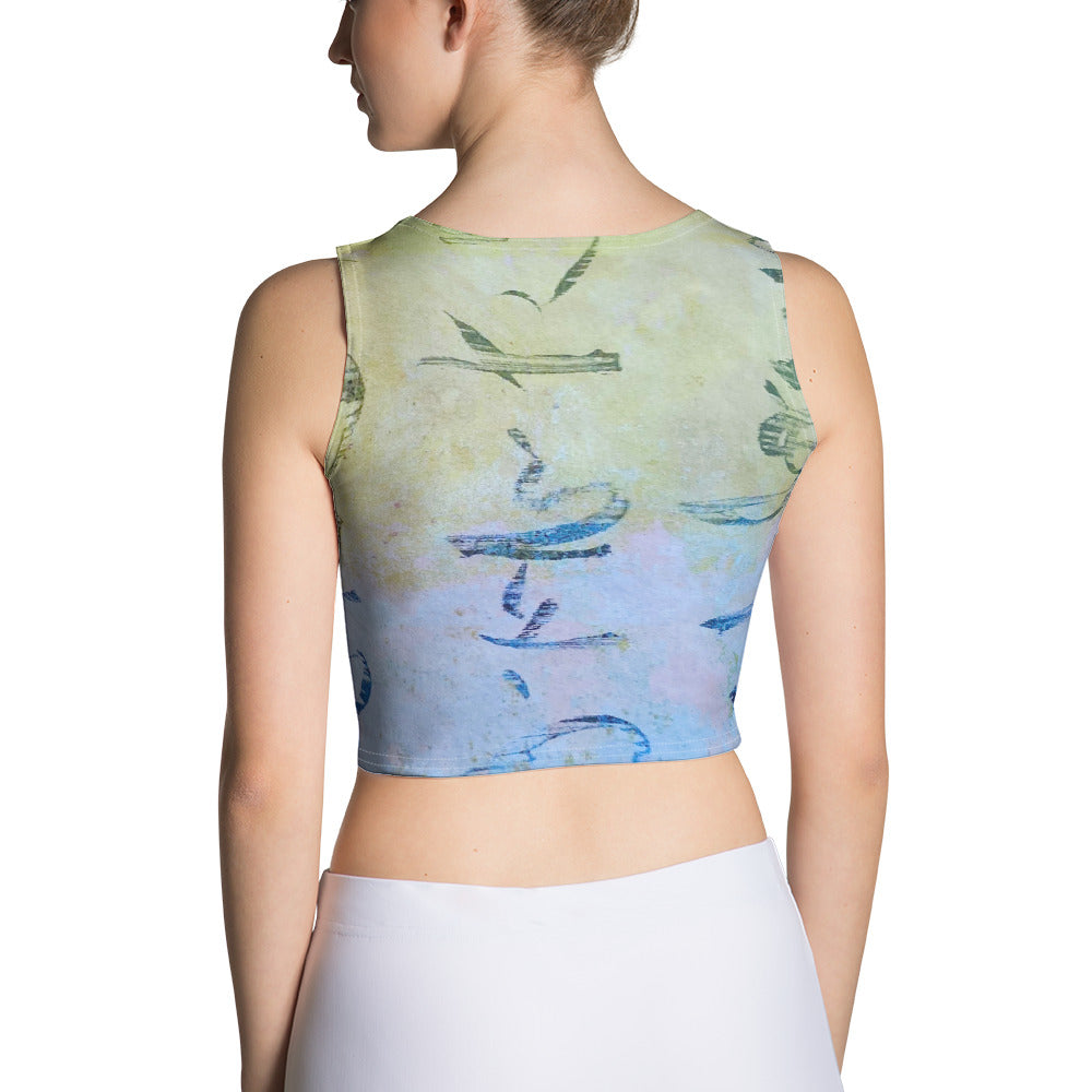 Aither Yoga Crop Top