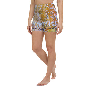 Avani High Waist Yoga Shorts