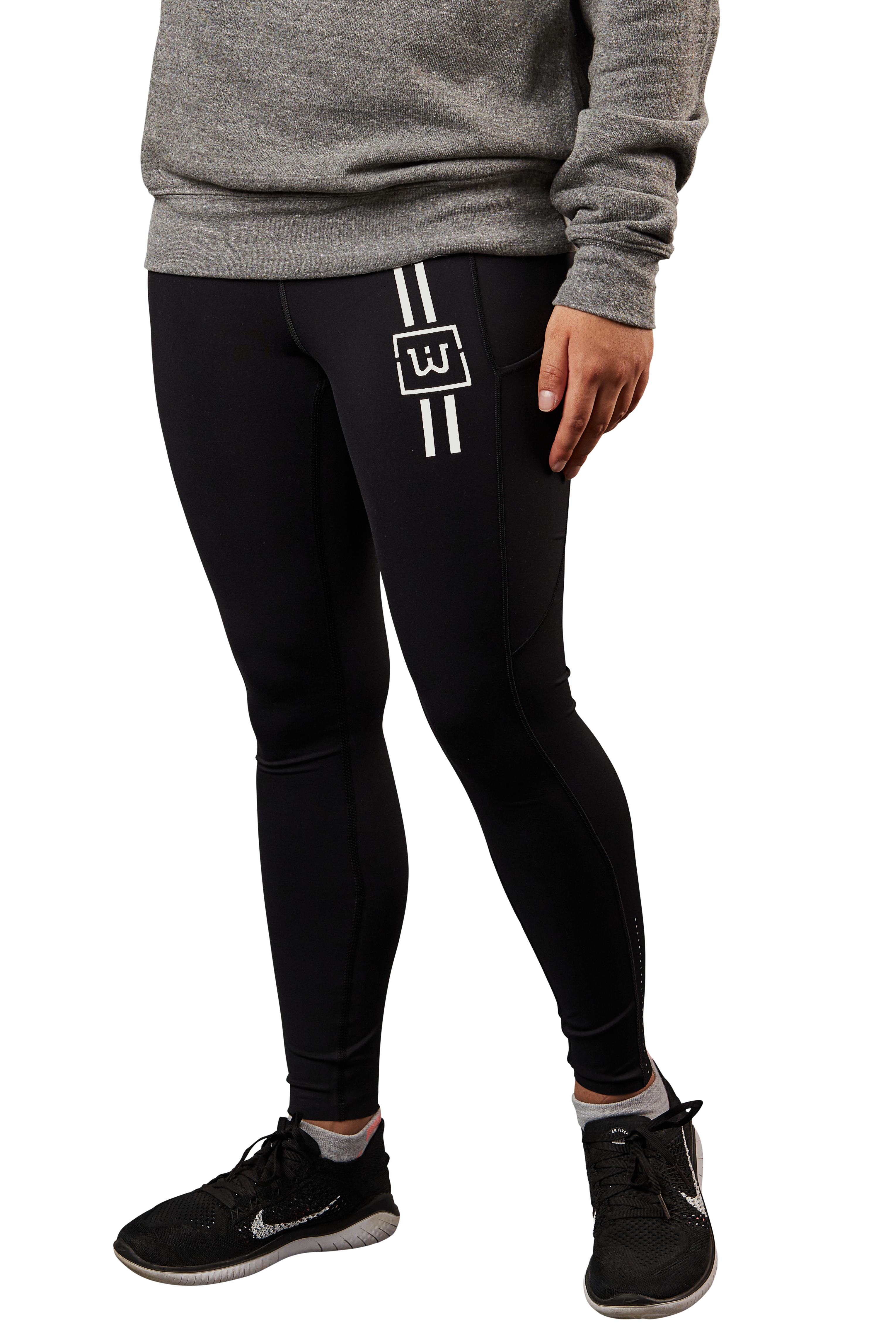 WHEELHOUSE x lululemon // FAST AND FREE HIGH-RISE TIGHT 25""