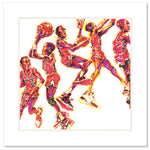 MJ Matted Art Print