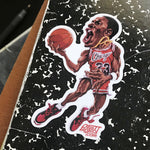 MJ23 Sticker