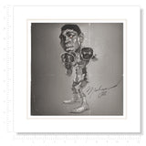 The Greatest Matted Art Print