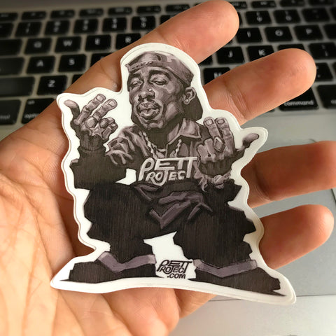 Westside Sticker