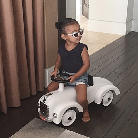 North West Celebrity Kayne Kim Kardashian Kid Sunglasses