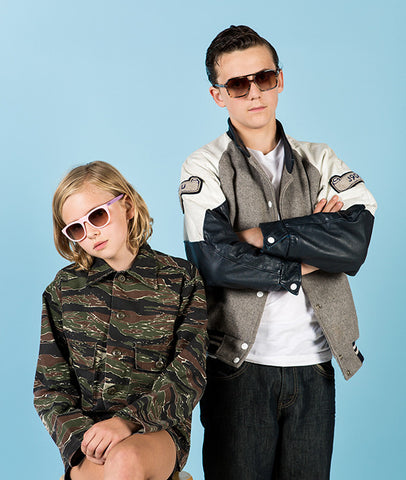 Unisex Fashion Sunglasses For Kids
