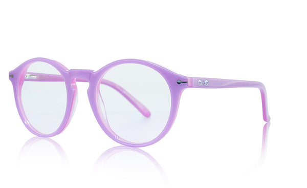 Sons + Daughters Eyewear Childrens Fashion Kids Optical Clark Lilac Pearl