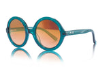 Sons + Daughters Eyewear Childrens Fashion Kids Sunglasses Lenny Absinthe