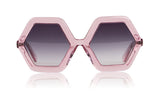 Sons + Daughters Eyewear Childrens Fashion Kids Sunglasses Honey Pink Glitter