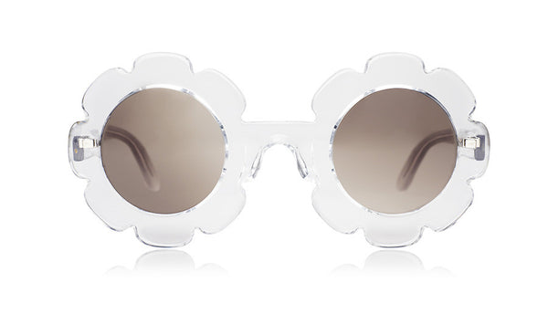 Sons + Daughters Eyewear Childrens Fashion Kids Sunglasses Pixie Clear