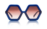Sons + Daughters Eyewear Childrens Fashion Kids Sunglasses Honey Navy