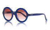 Sons + Daughters Eyewear Childrens Fashion Kids Sunglasses Lenny Navy