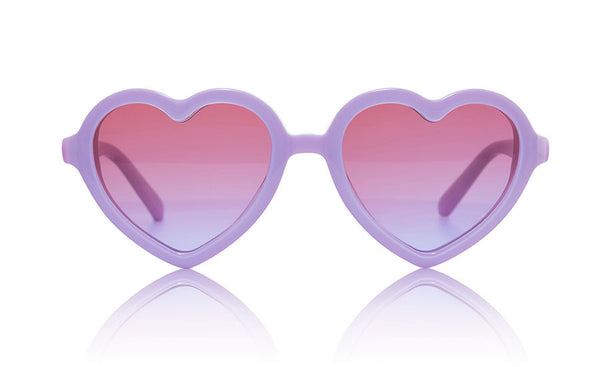 Sons + Daughters Eyewear Childrens Fashion Kids Sunglasses Lola Lilac Pearl