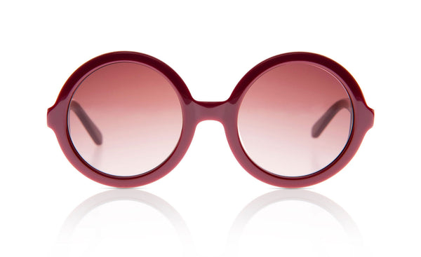 Sons + Daughters Eyewear Childrens Fashion Kids Sunglasses Lenny Bio Bordeaux