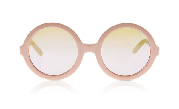 Sons + Daughters Eyewear Childrens Fashion Kids Sunglasses Lenny Bio Nude