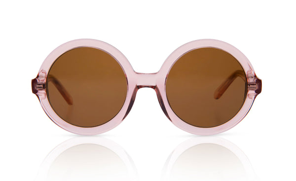 Sons + Daughters Eyewear Childrens Fashion Kids Sunglasses Lenny Bio Rose