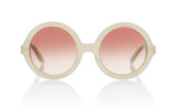 Sons + Daughters Eyewear Childrens Fashion Kids Sunglasses Lenny Lemon Crème
