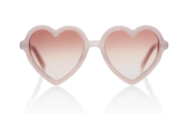 Sons + Daughters Eyewear Childrens Fashion Kids Sunglasses Lola Cotton Candy Pink