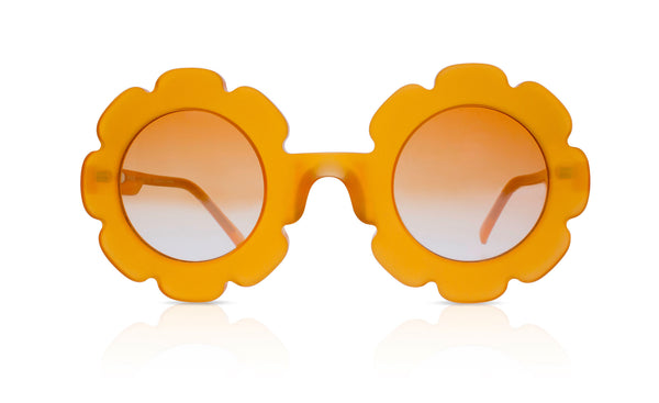 Sons + Daughters Eyewear Childrens Fashion Kids Sunglasses Pixie LC Blood Orange