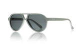 Sons + Daughters Eyewear Childrens Fashion Kids Sunglasses Rocky ii Gray