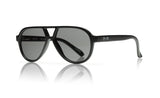 Sons + Daughters Eyewear Childrens Fashion Kids Sunglasses Rocky ii Matte Black