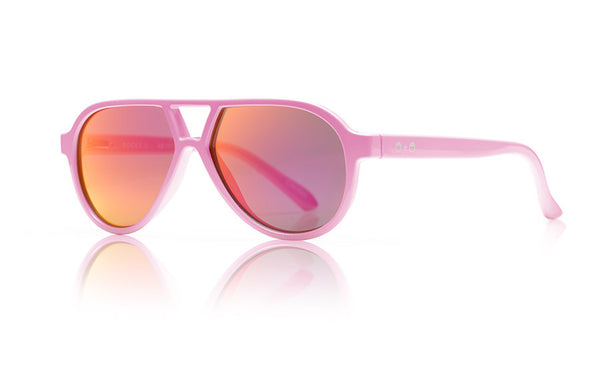 Sons + Daughters Eyewear Childrens Fashion Kids Sunglasses Rocky ii Pink
