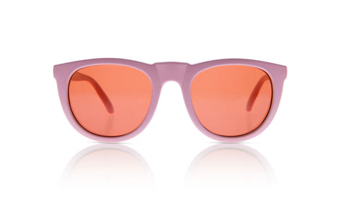 Sons + Daughters Eyewear Childrens Fashion Kids Sunglasses Bobby Deux Matte Rose