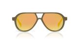 Sons + Daughters Eyewear Childrens Fashion Kids Sunglasses Rocky ii Mocha Brown