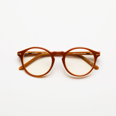Clark Bluelight Eyeglasses