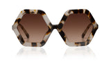 Sons + Daughters Eyewear Childrens Fashion Kids Sunglasses Honey Cheetah
