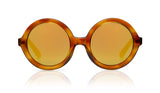 Sons + Daughters Eyewear Childrens Fashion Kids Sunglasses Lenny Crème Burlee