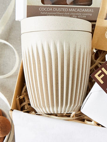 HuskeeCup sustainable coffee cup