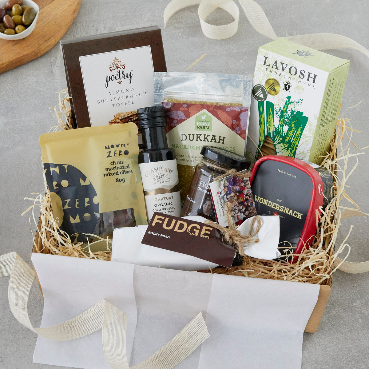 Graze Food Hamper