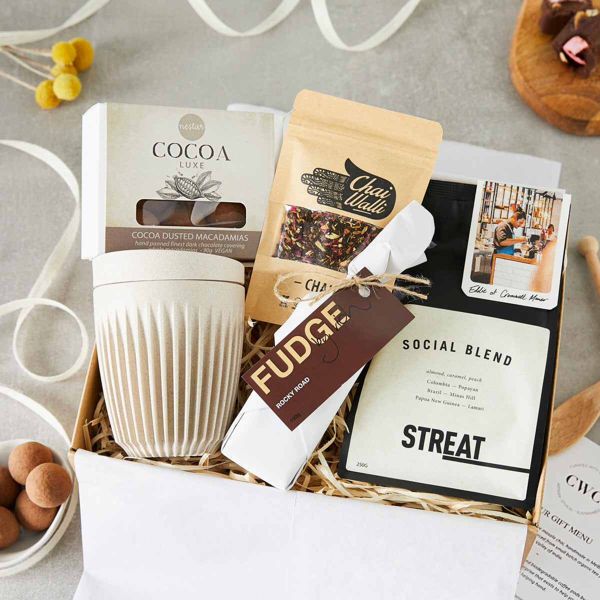 Cuppa With A Conscience Hamper