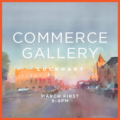 Commerce Gallery Lockhart