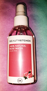 2oz 100% Natural Rose Water Facial Toner (On hand!)
