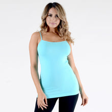Load image into Gallery viewer, Women's Solid Seamless Camisole