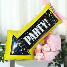 "Load image into Gallery viewer, ""Party Here"" Arrow Shaped Mylar Balloon - Pack of 2!"