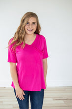 Load image into Gallery viewer, Slouchy Pocket Tee | Multiple Colors!