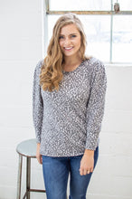 Load image into Gallery viewer, Date Night Top | Cheetah